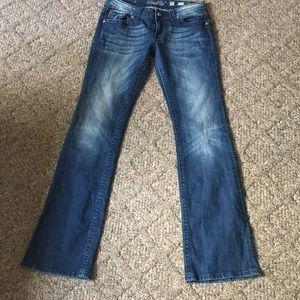 Miss Me Jeans dark wash